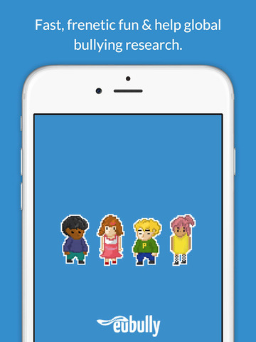 EU Bully - Escape the bullies and help real research screenshot 5