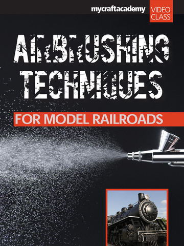 Airbrushing Techniques for Model Railroads screenshot 6