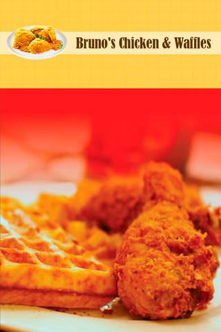Bruno's Chicken & Waffles - náhled
