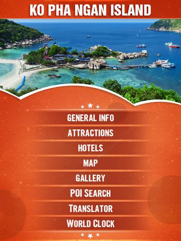 Ko Pha Ngan Island Travel Guide screenshot 7