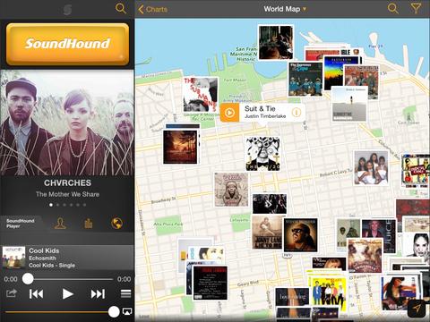 SoundHound - Music Discovery screenshot 10