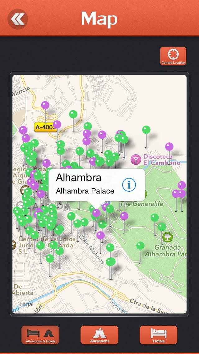 Alhambra Palace screenshot 4