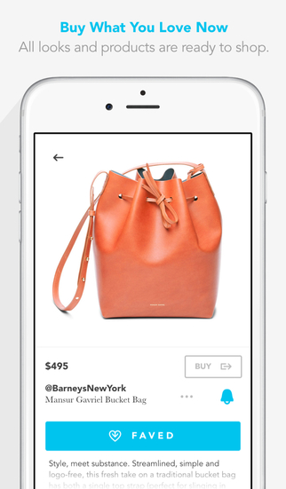 Fave by ShopStyle: Shopping. Personalized. screenshot 4