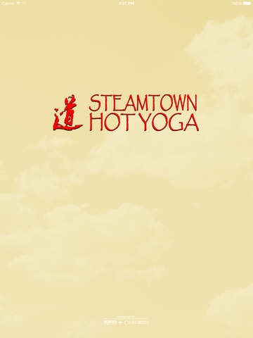 STEAMTOWN HOT YOGA screenshot #1
