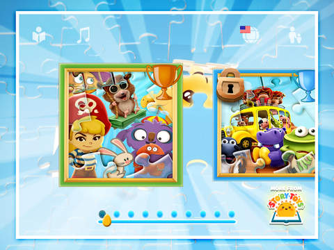 StoryToys Jigsaw Puzzle Collection screenshot 6