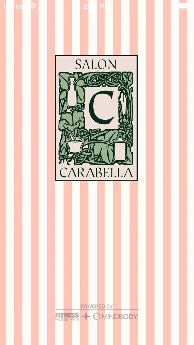 Carabella Salon screenshot #1