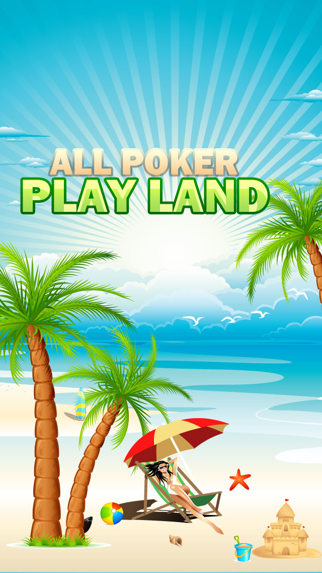 All Poker Playland Pro screenshot 1