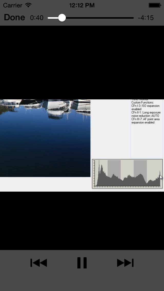 DigitalSLR screenshot 5