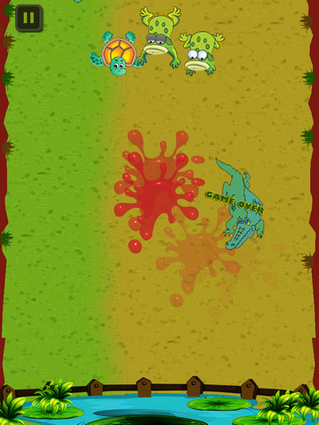 Free Frog Game Frog Smasher screenshot 9