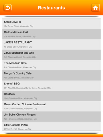America's Drive-In Restaurants screenshot 10