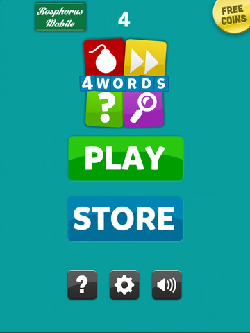 4 Words - Word Association Game screenshot 10