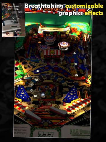 Zaccaria Pinball Master Edition screenshot 9