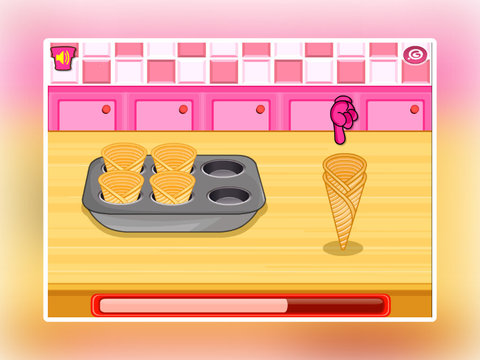 Ice Cream Cone Cupcakes screenshot 10