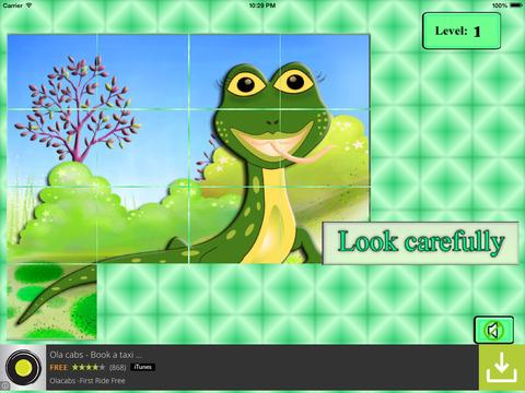 lizard man - hard puzzle games screenshot 3