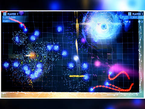 Geometry Wars 3: Dimensions Evolved screenshot 7