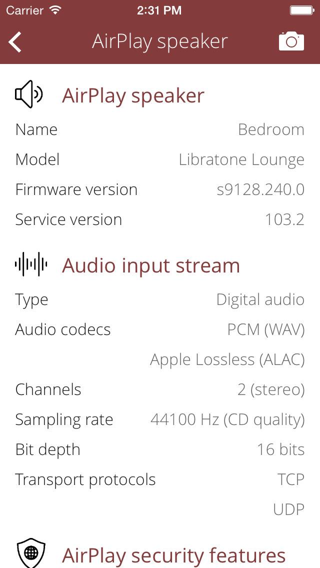Speaker Discover screenshot 2
