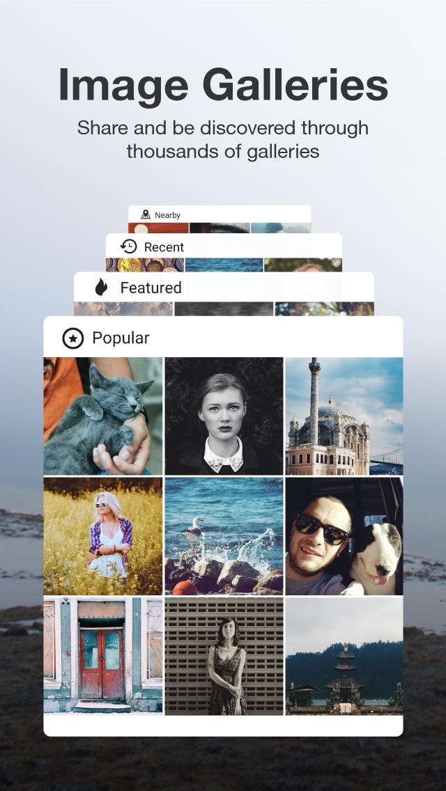 PicsArt Photo Editor + Collage screenshot 5