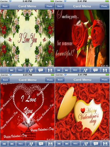 Flowers Love Cards screenshot 8