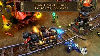Heroes of Order & Chaos screenshot 2