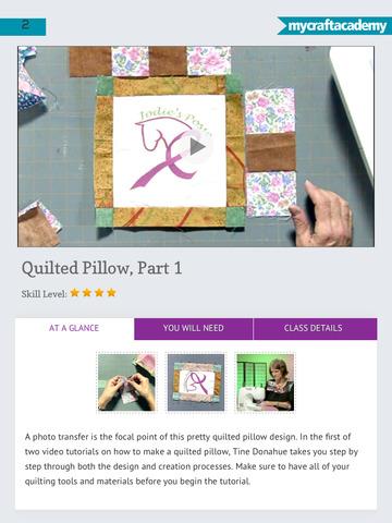 Fun Quilting Projects screenshot 7