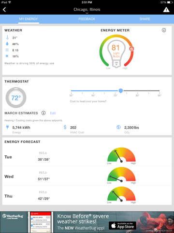 WeatherBug – Weather Forecast screenshot 7