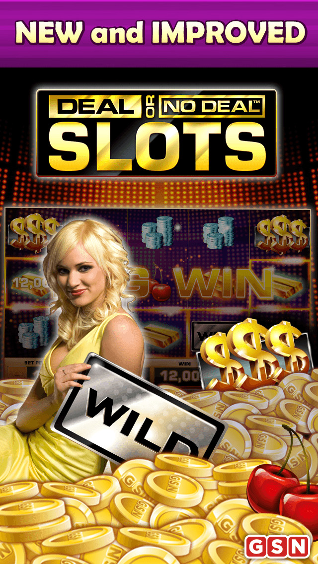 GSN Casino: Slot Machine Games screenshot 2