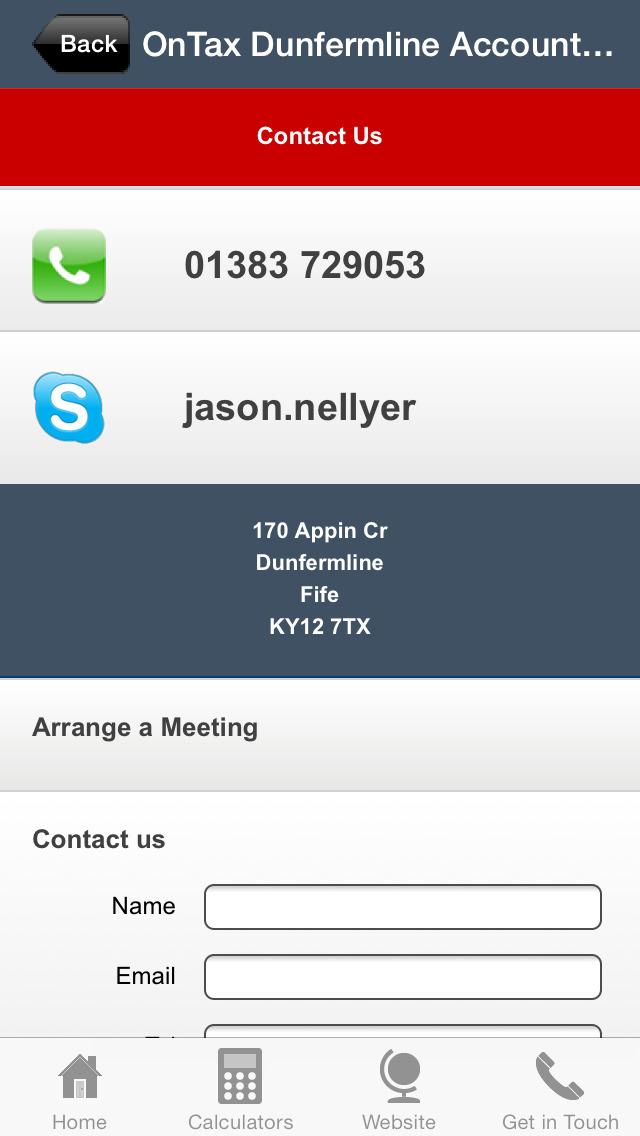 OnTax Dunfermline Accountants screenshot #4