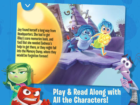 Inside Out: Storybook Deluxe screenshot 7