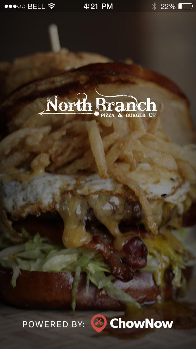 North Branch Pizza and Burger screenshot 1