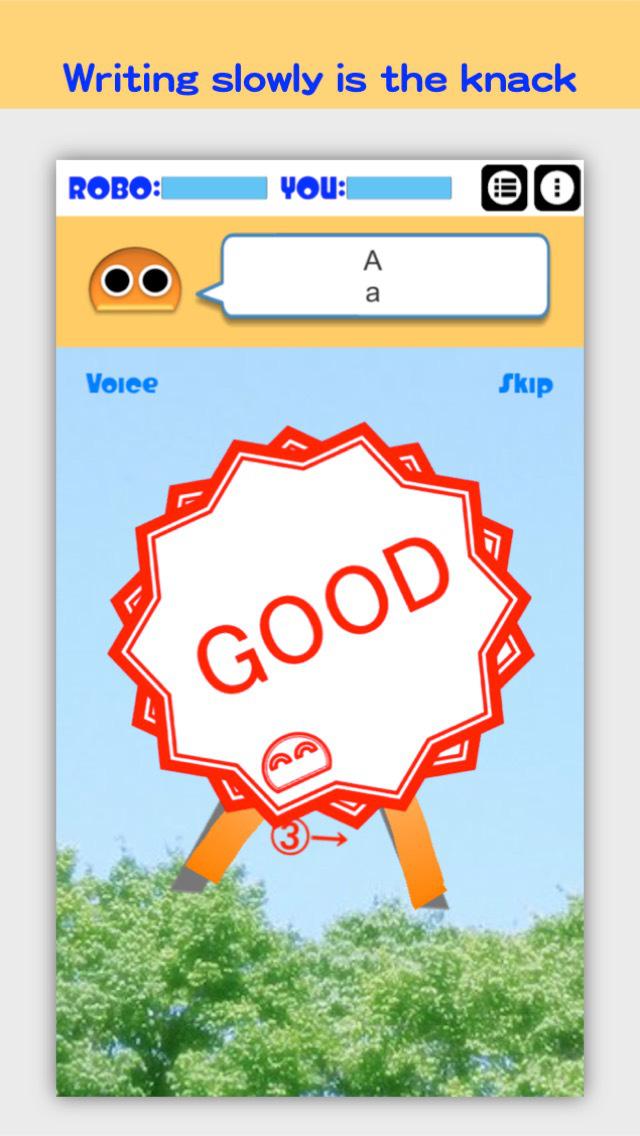 Writing Order FREE Alphabet screenshot 3