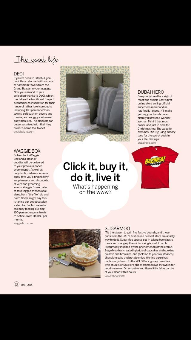 Good Magazine screenshot 2