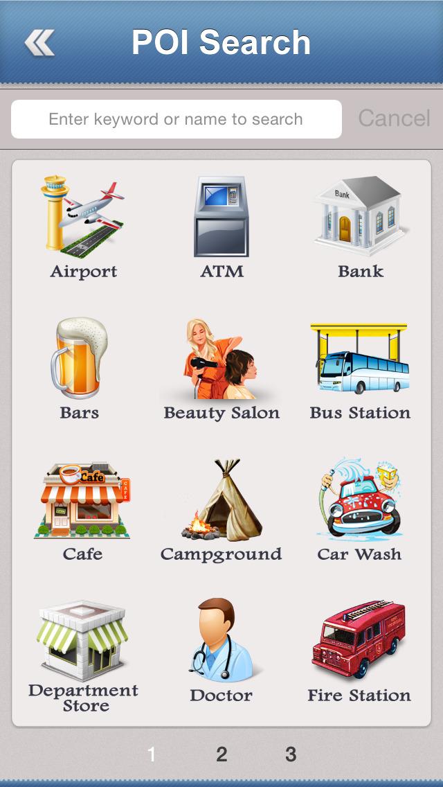 Georgia Essential Travel Guide screenshot 5