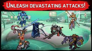 Mutants: Genetic Gladiators screenshot 2