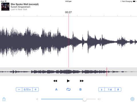 AudioStretch screenshot 6