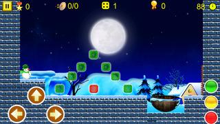 Snowman's Blocks screenshot 2