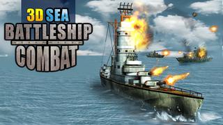 Sea Battleship Combat 3D screenshot 5