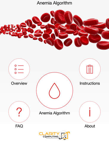 Anemia Algorithm - náhled