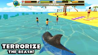 Wildlife Simulator: Shark screenshot 2