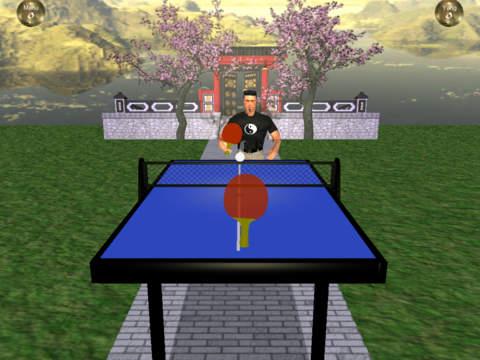 Zen Table Tennis screenshot #4
