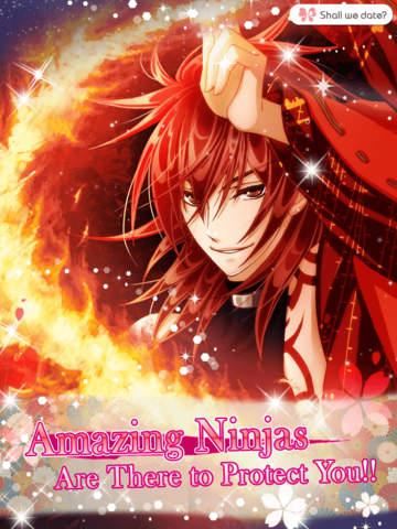 Shall we date?:Ninja Love HD screenshot #3