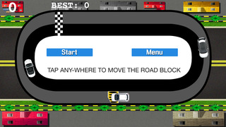 Zig Zag Cars screenshot 1