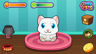 My Virtual Hamster ~ Pet Mouse Game for Kids, Boys and Girls screenshot #3