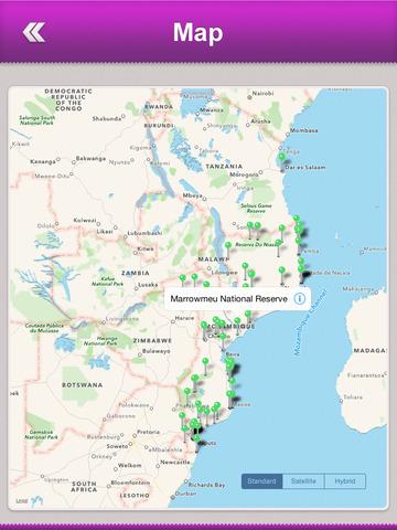 Mozambique Tourism Guide screenshot 9