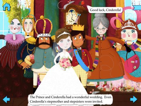 Cinderella by Nosy Crow screenshot 10