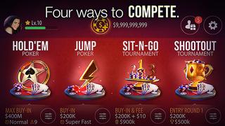 Zynga Poker - Texas Holdem screenshot 4