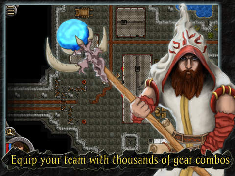 Heroes of Steel RPG screenshot 10