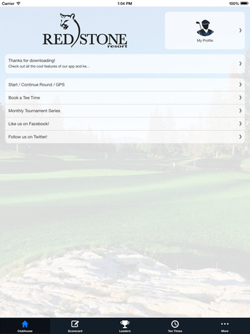 Redstone Resort Golf screenshot 7