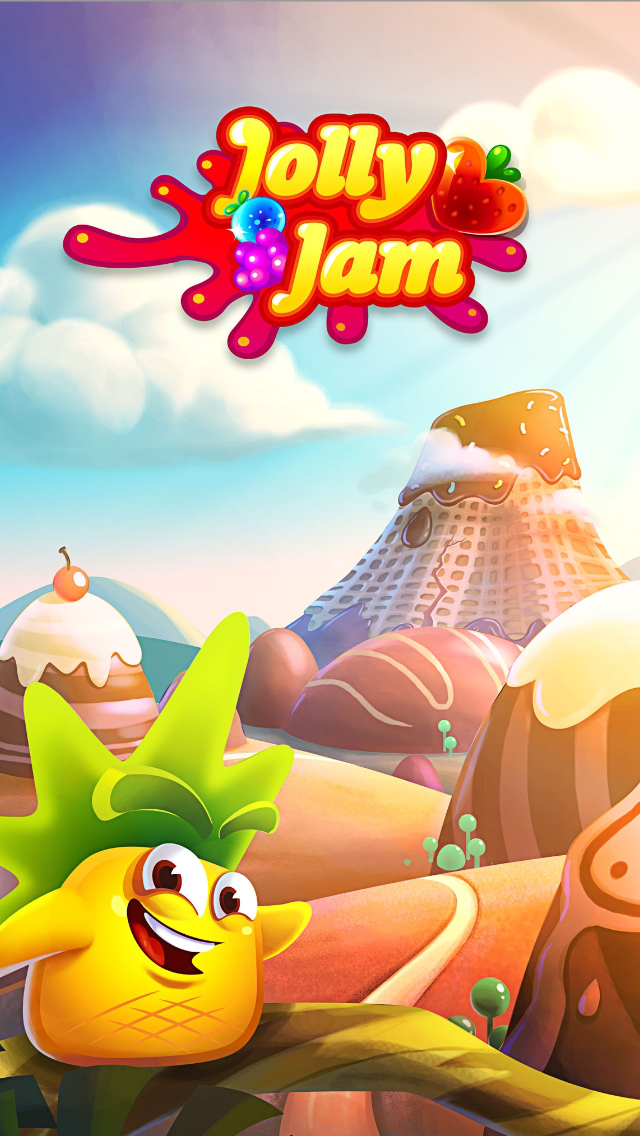 Jolly Jam ® screenshot 5