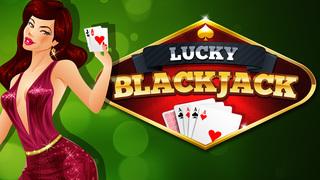 Lucky Black Jack Casino Card Shark Win Master Free screenshot 1
