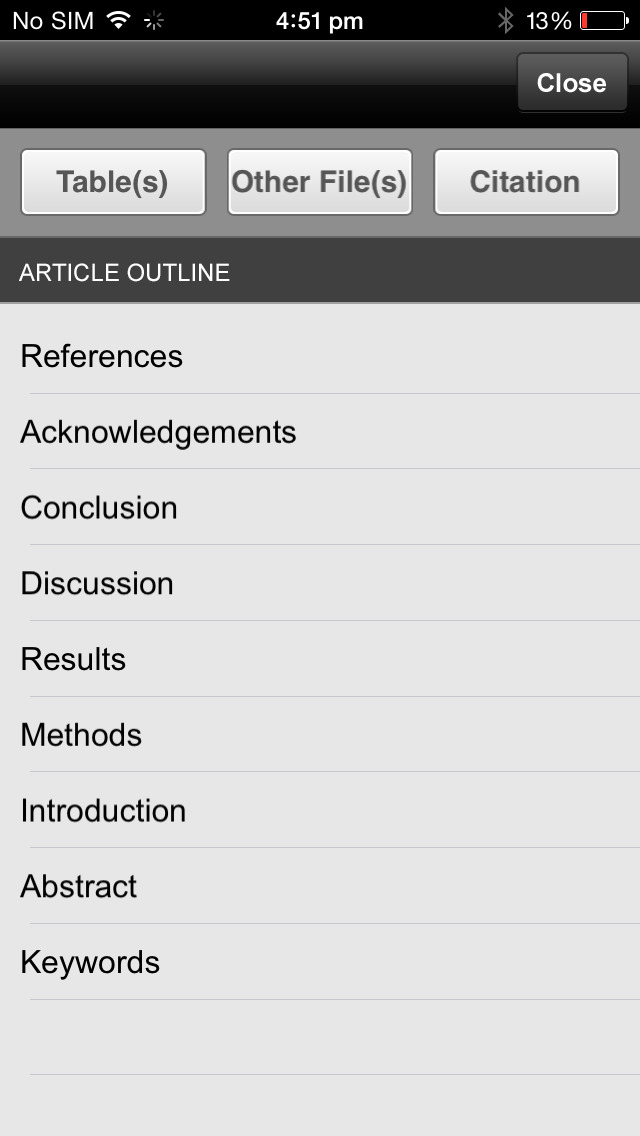 Physiotherapy screenshot 2